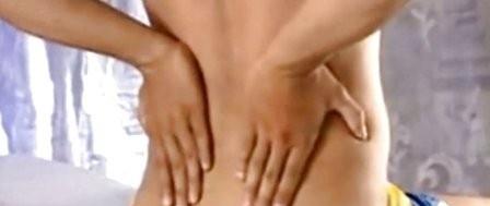 腰部按摩手法 轻松缓解腰部疼痛