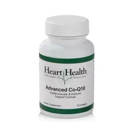 美国美安 Advanced Co-Q10等渗辅酵素/心脏心血管 保建胶囊30粒