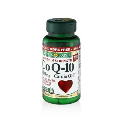 自然之宝 高浓度辅酶Q10软胶囊 400毫克 30粒