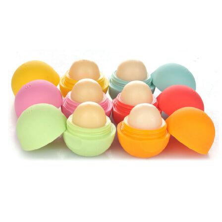 EOS绯闻女孩唇膏/球形天然有甜味薄荷 护唇膏7g 夏日缤纷果味