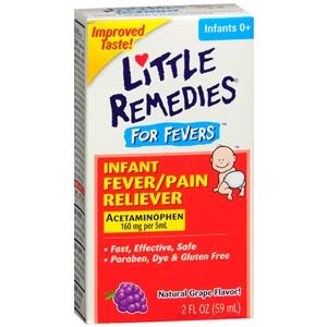 2岁以下婴儿退烧药水(葡萄味)