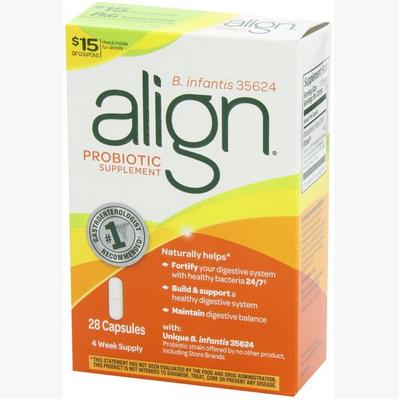 ALIGN 成人益生菌维护消化系统健康