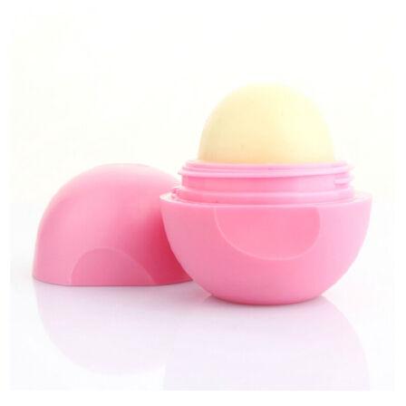 EOS绯闻女孩唇膏/球形天然有甜味薄荷 护唇膏7g 草莓雪葩