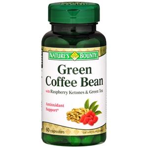 生咖啡豆+莓+绿茶