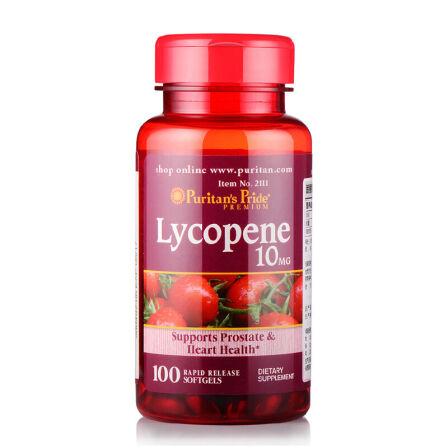 普丽普莱番茄红素软胶囊 男士备孕 提高性能力10mg*100粒