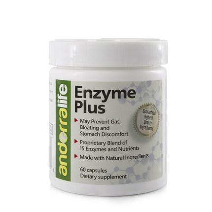 美国原装进口安道andorralife 改善肠道促消化酵素
